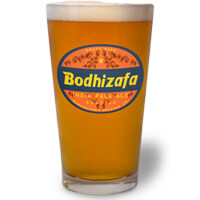 Georgetown Brewing - Bodhizafa IPA (ボーディザファIPA)